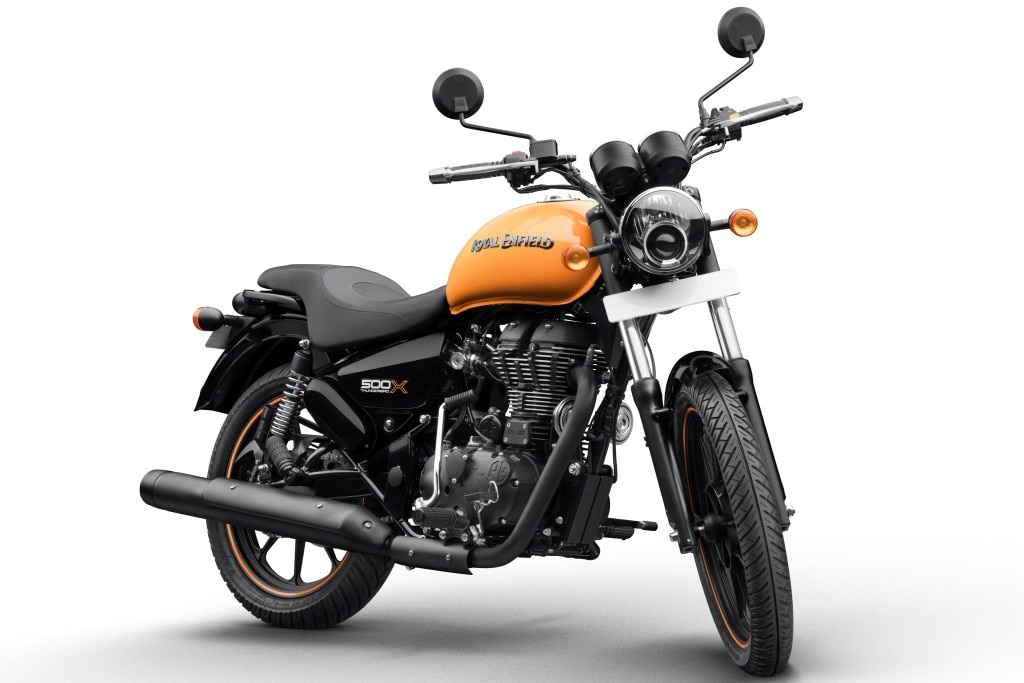 Royal Enfield Thunderbird 500 X ABS Launched
