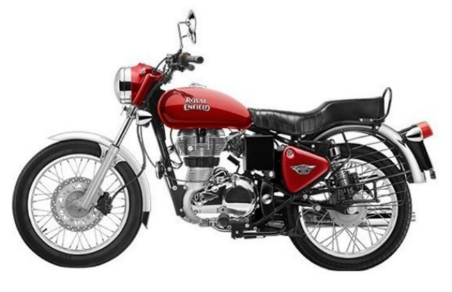 Royal Enfield Bullet Range Get Twin Disc Brake Setup