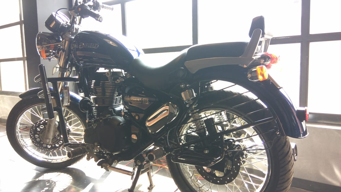 Royal Enfield Thunderbird 350 ABS Launched
