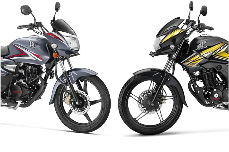Honda Cb Shine Vs Cb Shine Sp What S The Difference