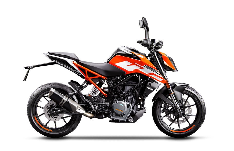 KTM 250 Duke ABS Launch In January 2019