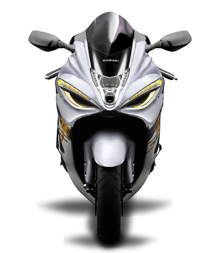 Suzuki hayabusa 2020
