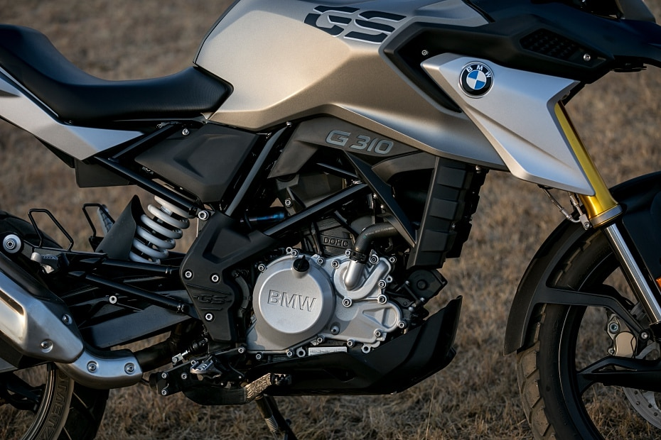 BMW G310GS Road Test Review
