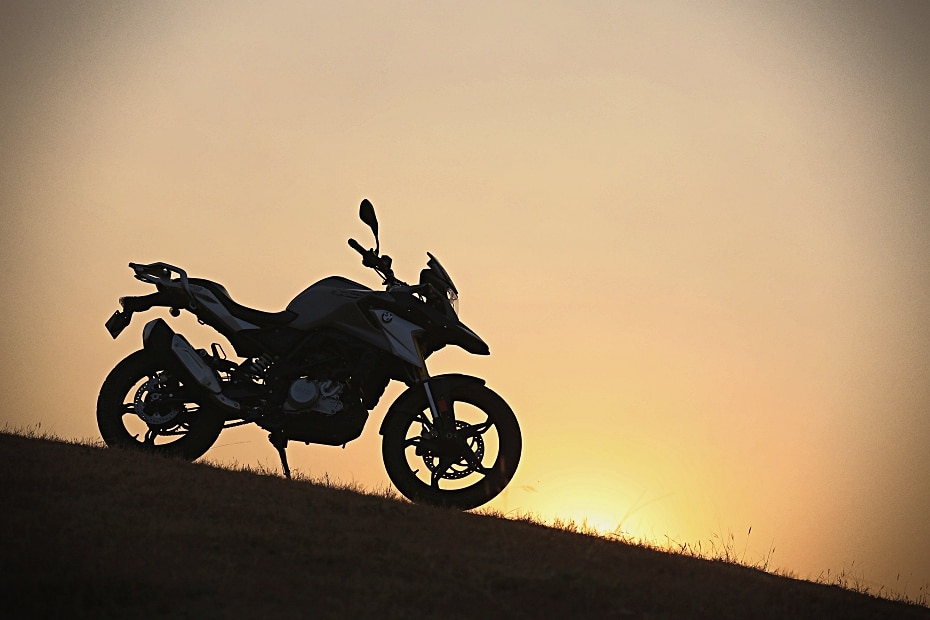 BMW G 310 GS road test review