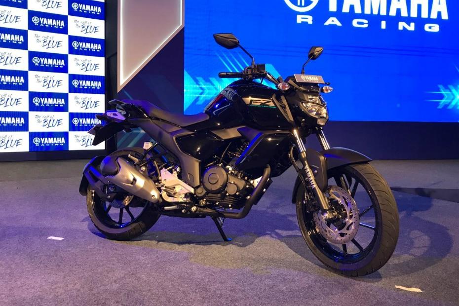 Yamaha FZS Fi Version 3.0 : Price April 2021