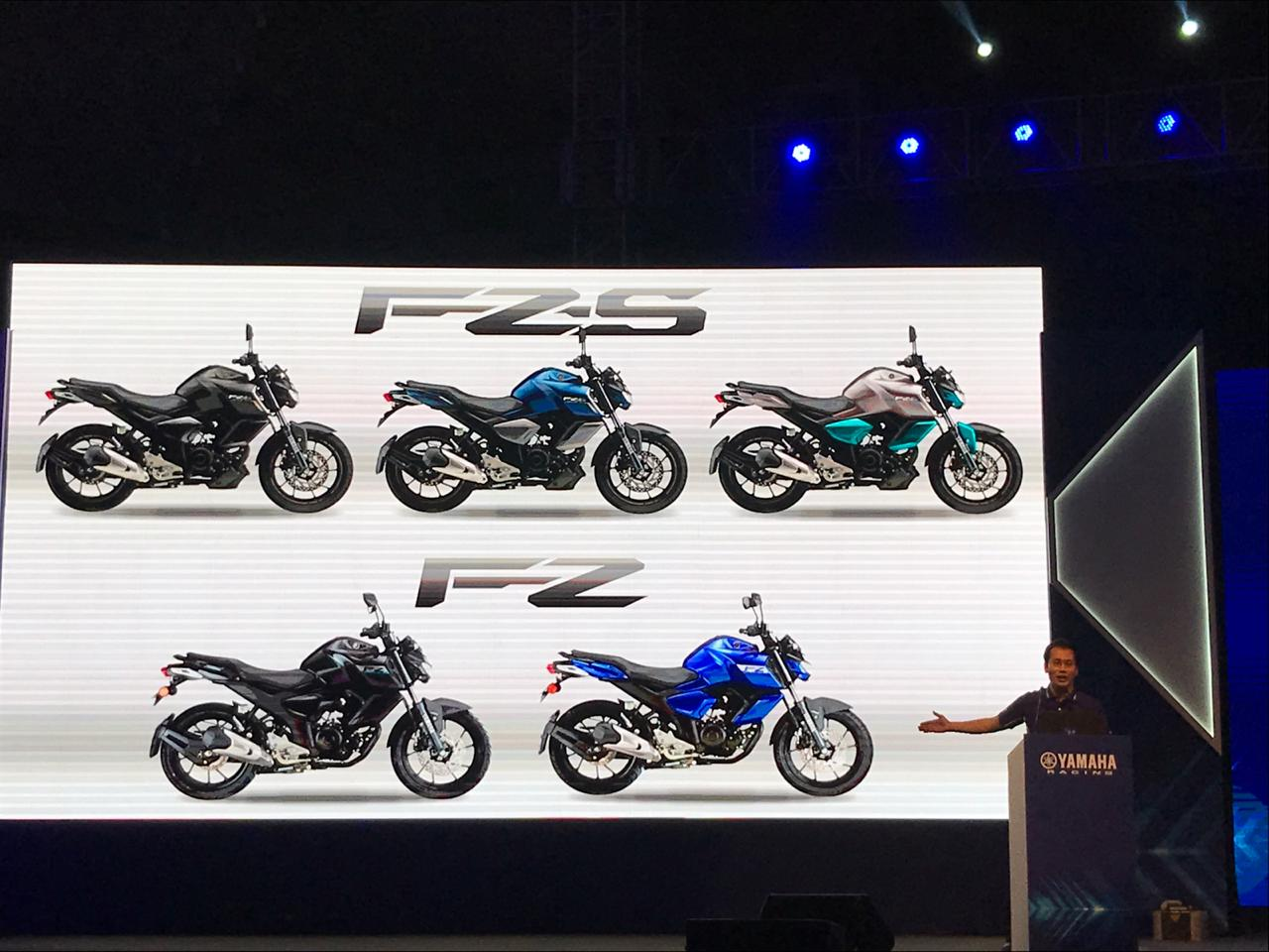 Yamaha FZ, FZ-S FI Version 3.0 ABS Photos   Yamaha fz