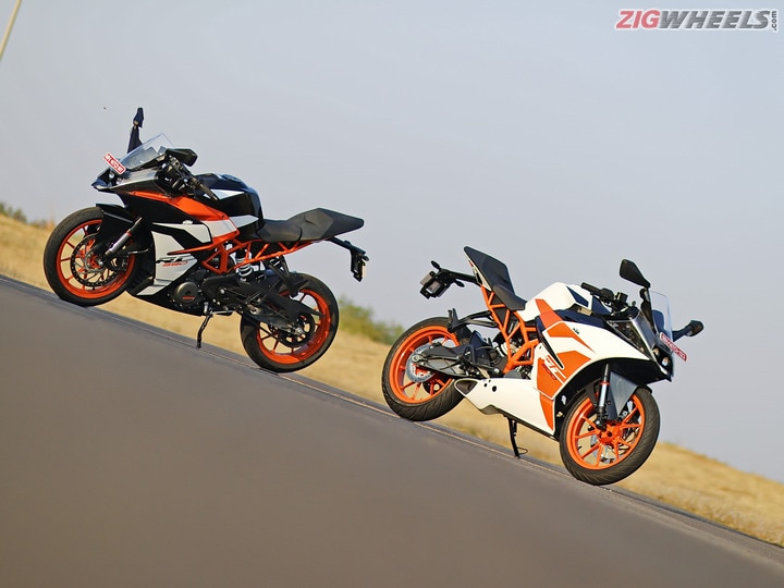 KTM RC 200 ABS launched