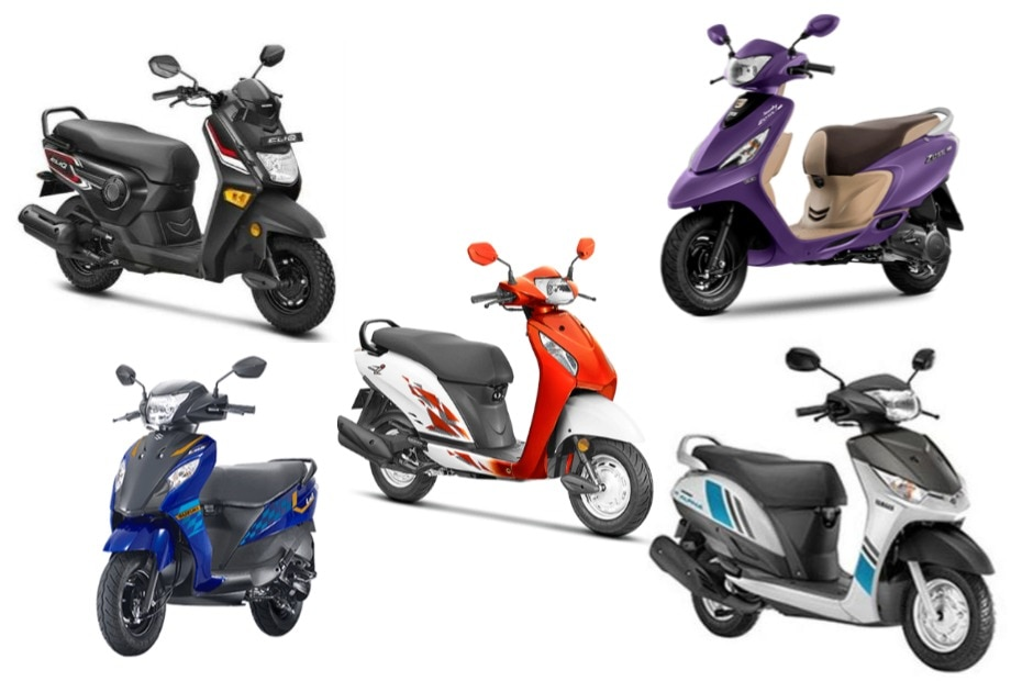 Top 5 lightest scooters