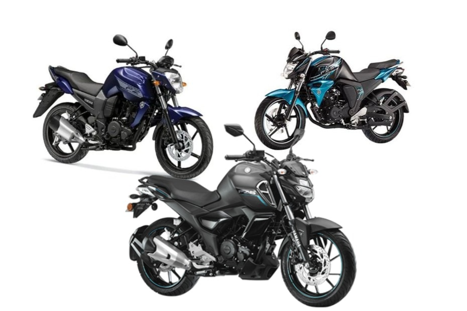 Yamaha FZ Through The Ages: FZ-16, FZ-Fi, FS-S and more