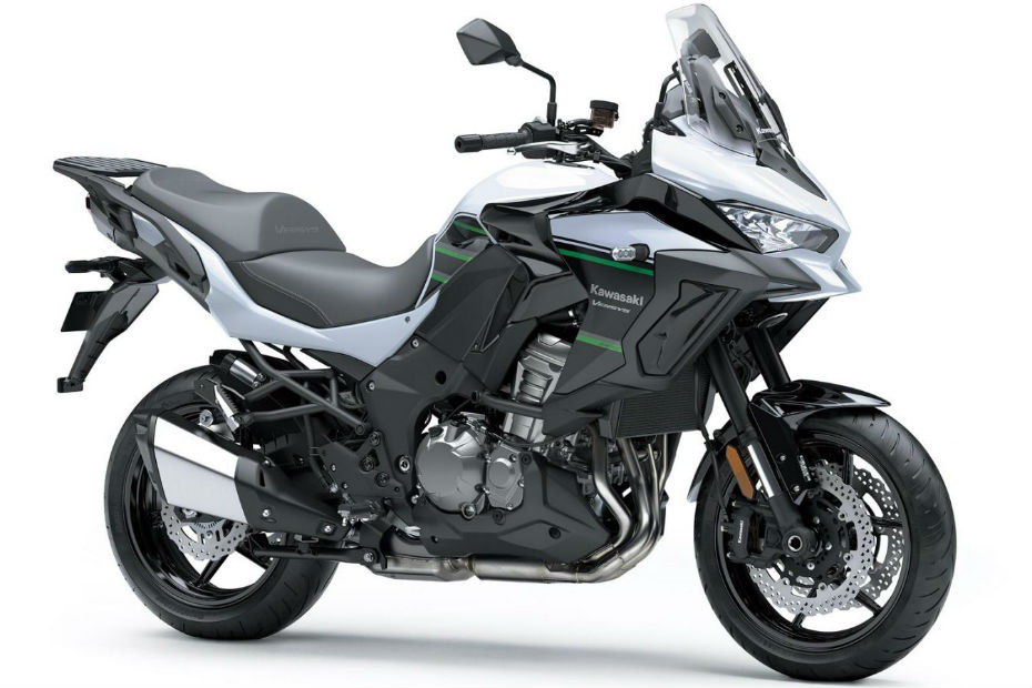 2019 Kawasaki Versys 1000 Launched In India