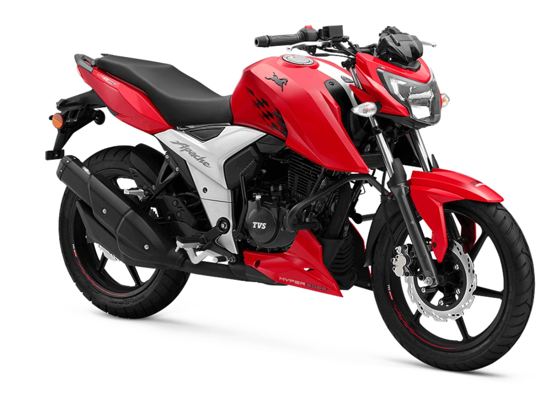TVS Apache RTR 160 now gets ABS