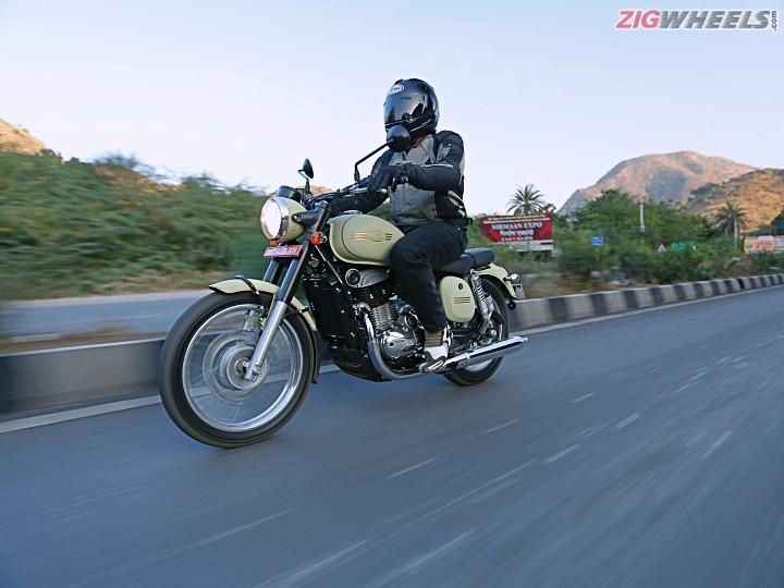 Jawa motorcycle Bookings
