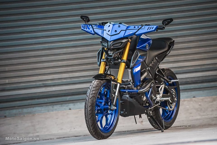 This Yamaha Mt 15 Looks Like It S Straight From