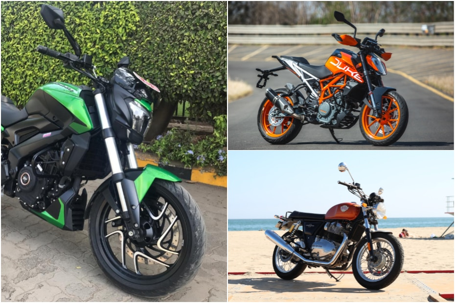 Online Auto Insurance >> 2019 Dominar 400 UG vs KTM 390 Duke vs Royal Enfield ...