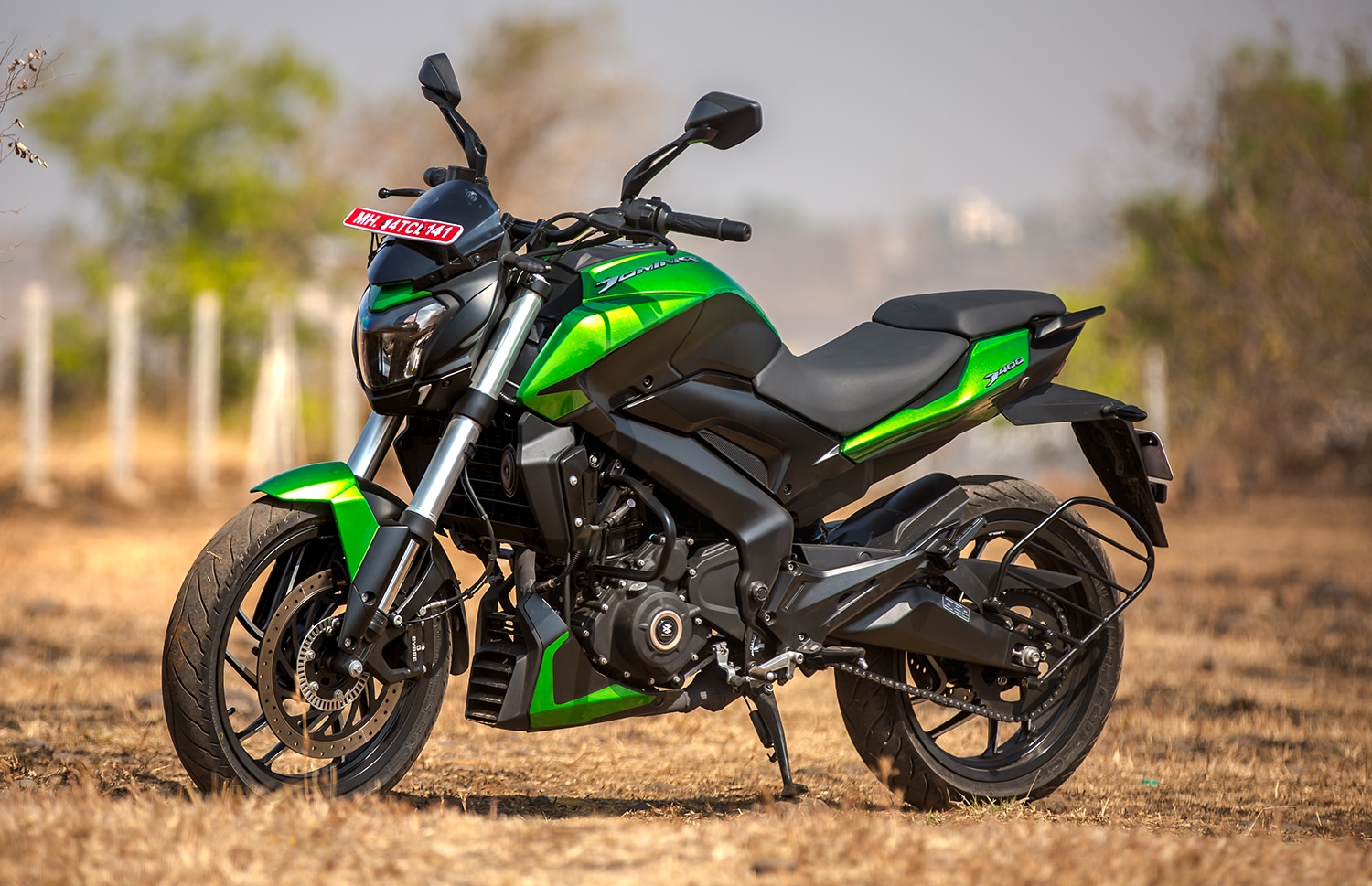 2019 Bajaj Dominar 400 UG Accessories To Be Launched Soon