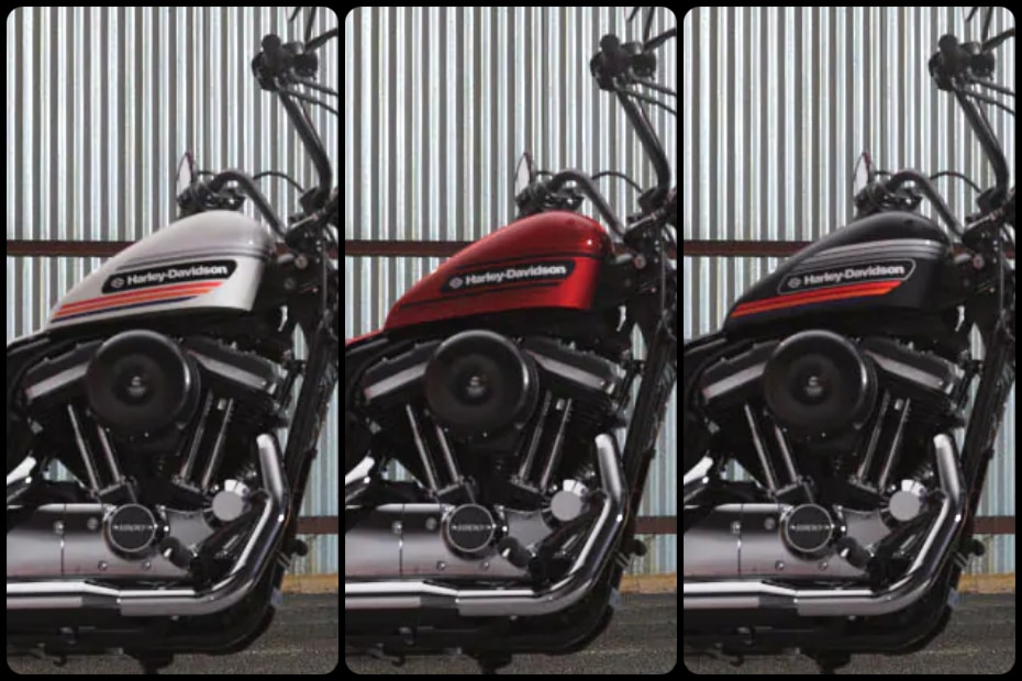 Harley-Davidson Forty-Eight Special Colours
