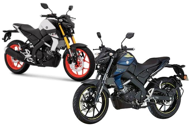 Yamaha MT-15: India Vs Indonesia-spec Comparison