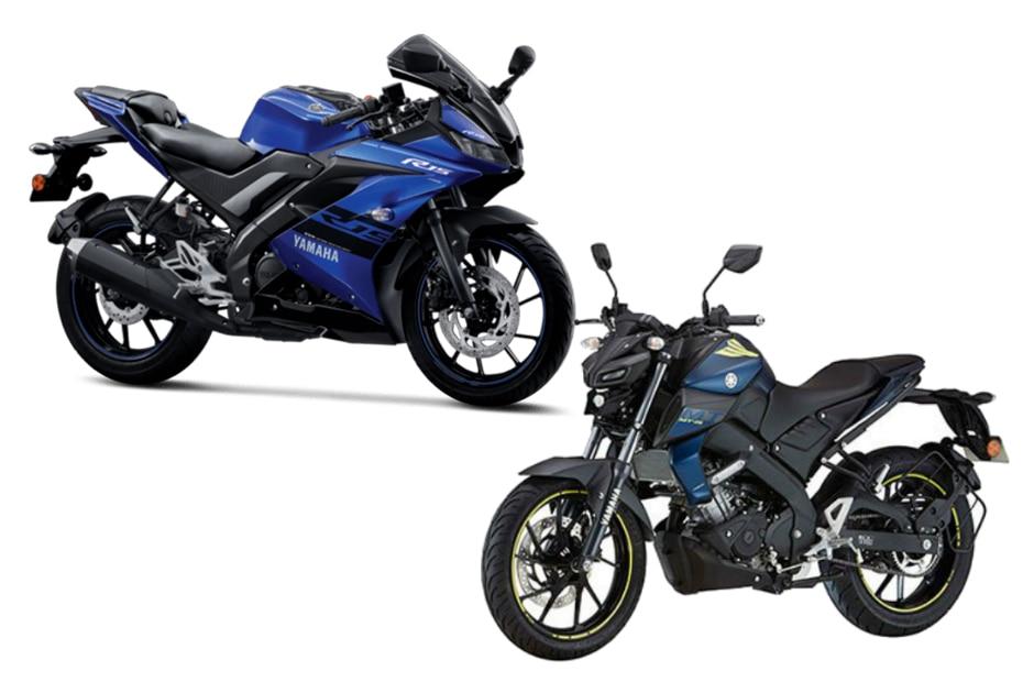 Yamaha MT-15 vs R15 V3.0