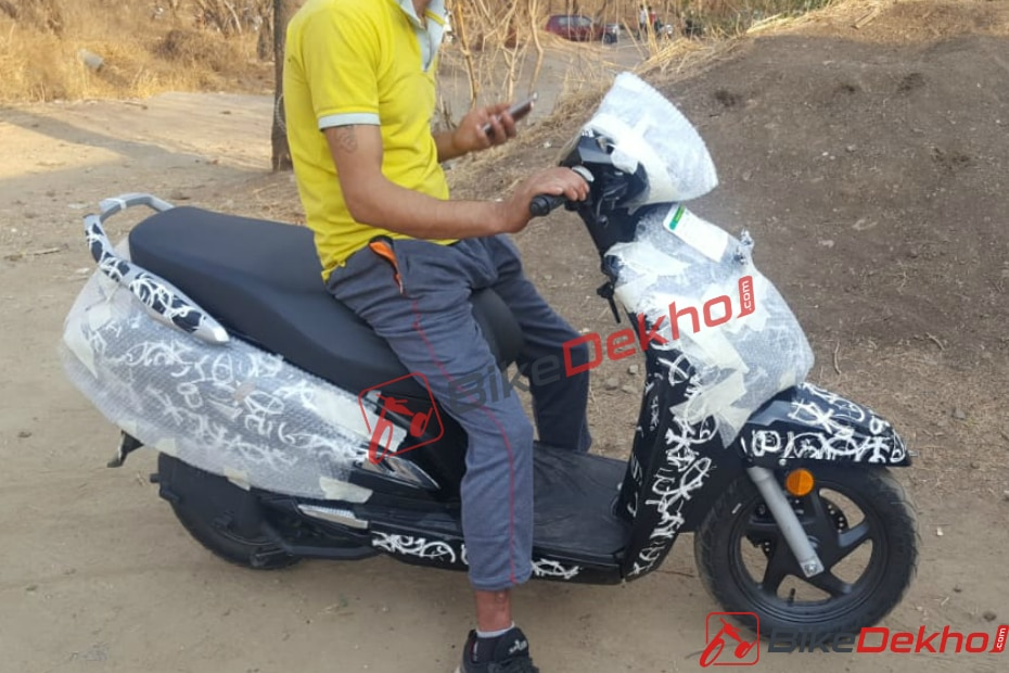 New Honda Activa Spied: Gets Cosmetic Updates & More