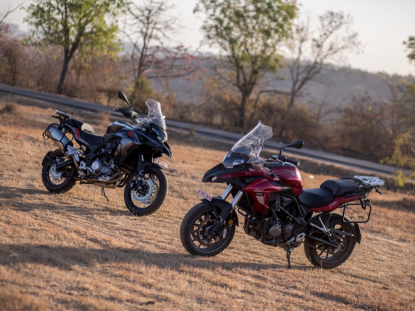 Benelli Racks Up 150 Bookings Of The TRK 502 Twins In 15 Days