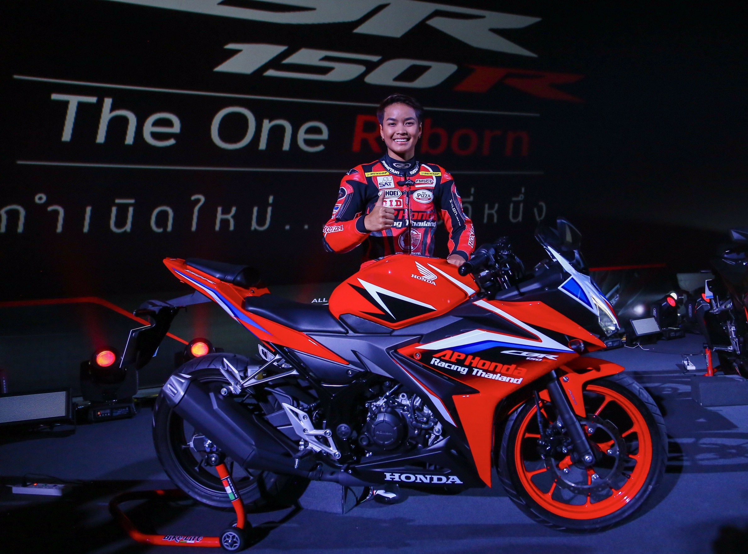 2019 Honda Cbr150r Launched In Thailand Bikedekho