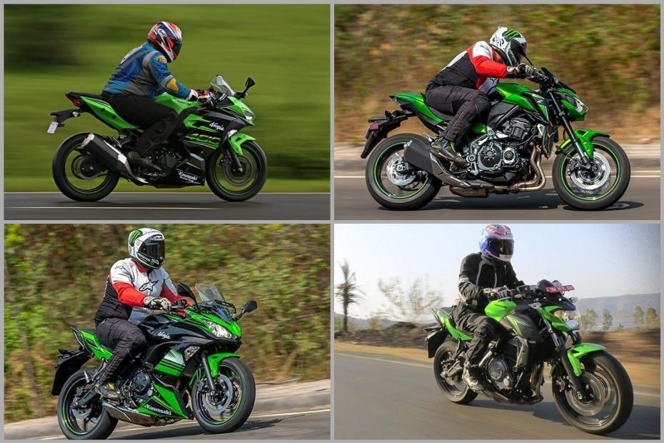 Kawasaki Price Hike Ninja 400 Ninja 650 Others Now More