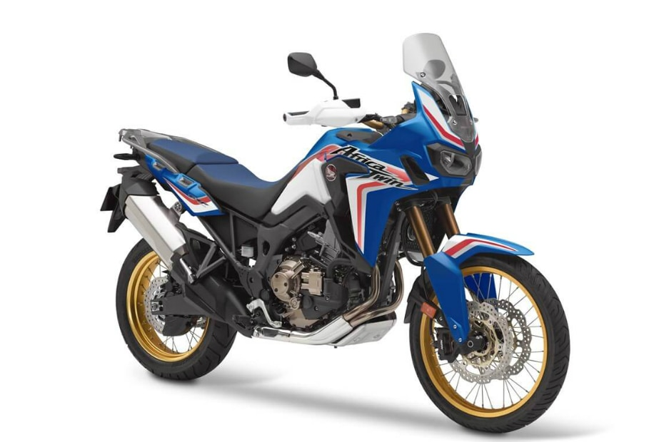 2019 Honda Africa Twin New Colours