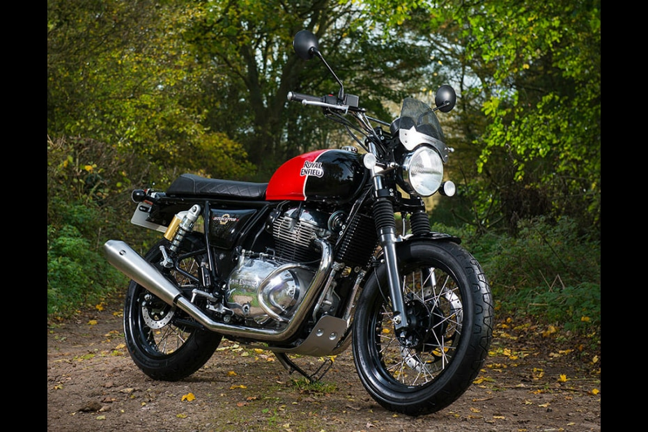 Royal Enfield Interceptor Official Accessories