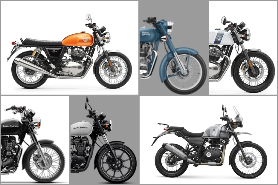 Royal Enfield ABS Bikes' New Price List Revealed