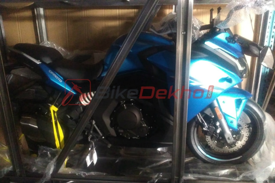 CFMoto 650GT first look