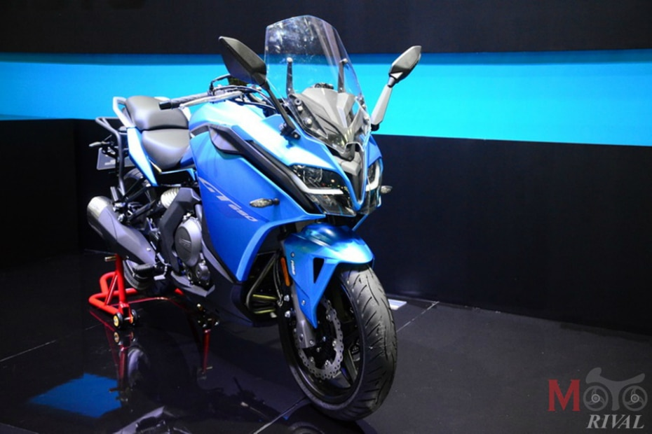 CFMoto 650GT 5 things to know