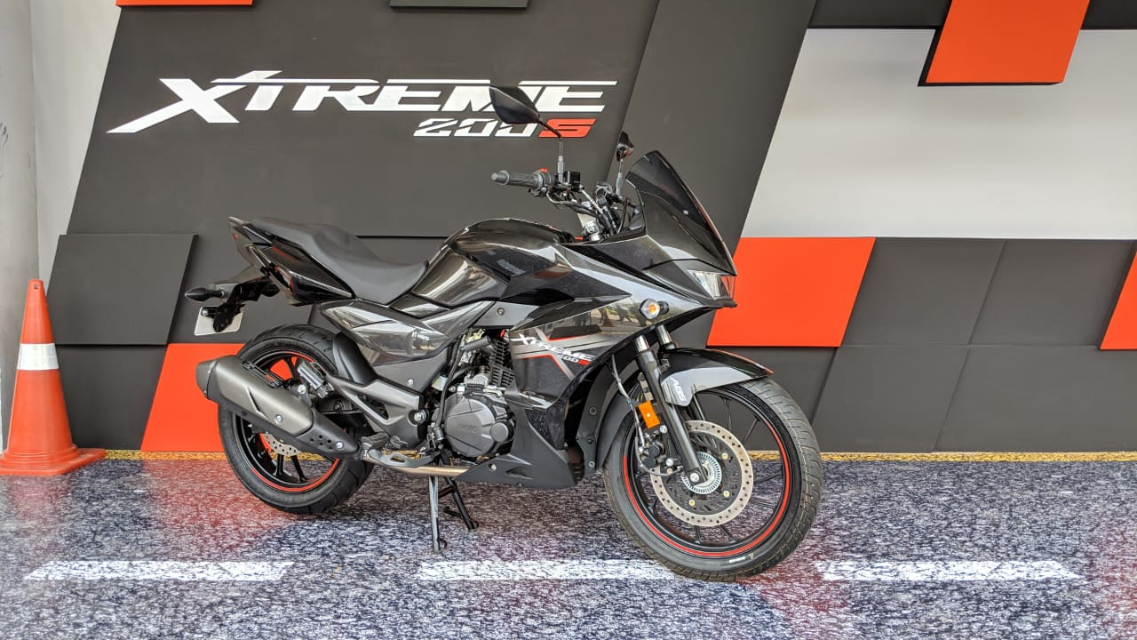 Hero Xtreme 200S Launch Image Gallery