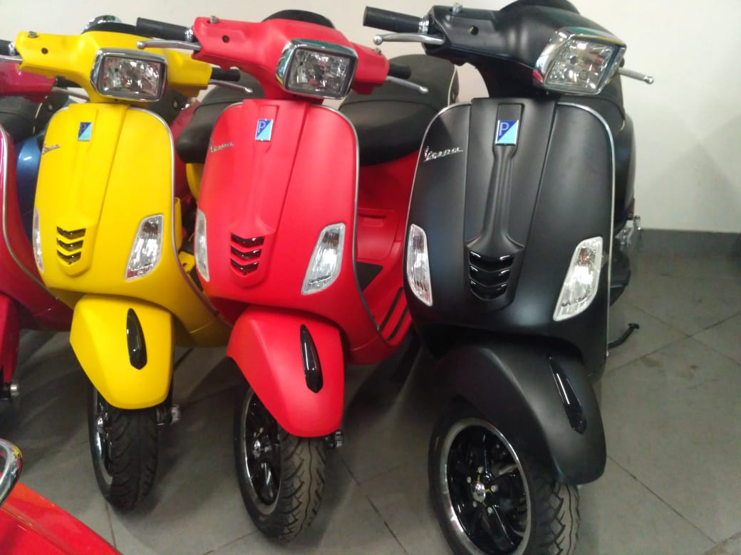 Aprilia, Vespa ABS/CBS Scooter Prices Revealed