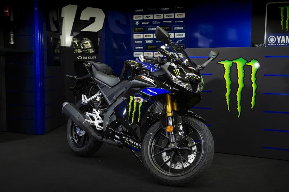 Inbound: 2019 Yamaha R15 V3 0 MotoGP Edition | BikeDekho