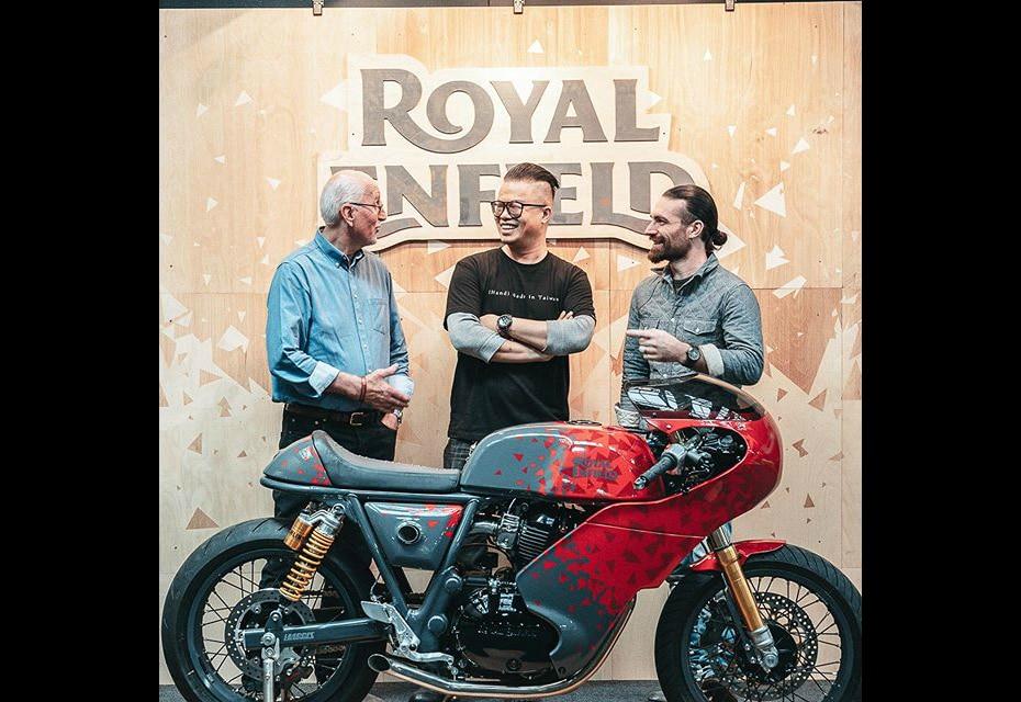 Royal Enfield at 2019 Bike Shed