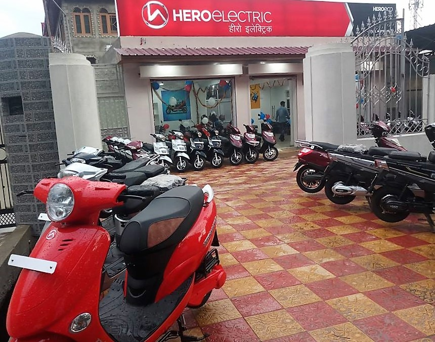 Hero Electric To Expand Dealer Network   Gaadi