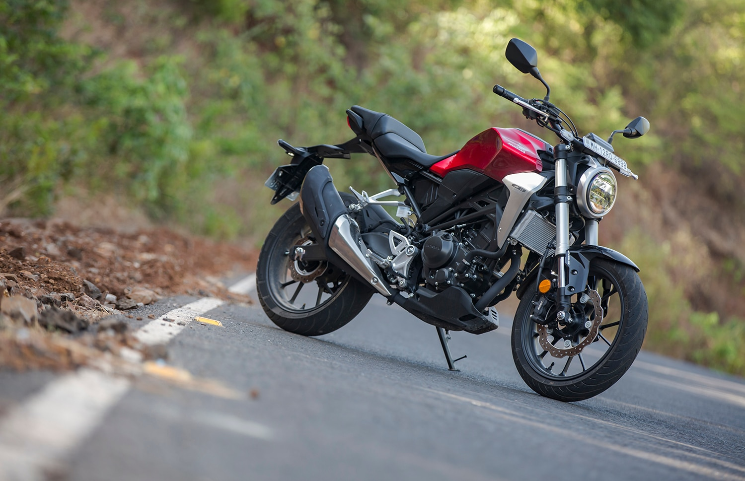 Honda CB300R Road Test Review