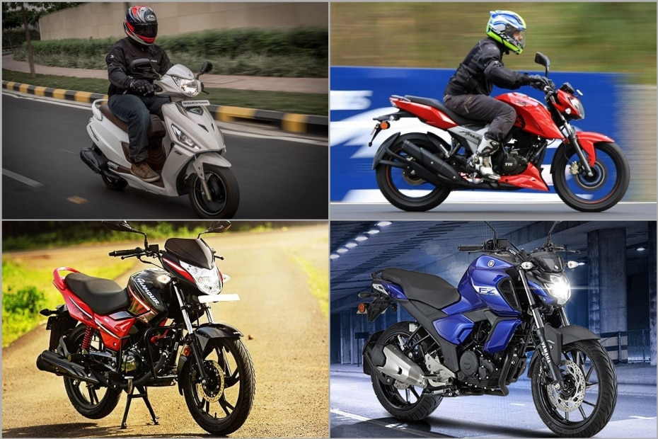 Fuel-injected Two Wheelers You Can Buy Under Rs 1 lakh