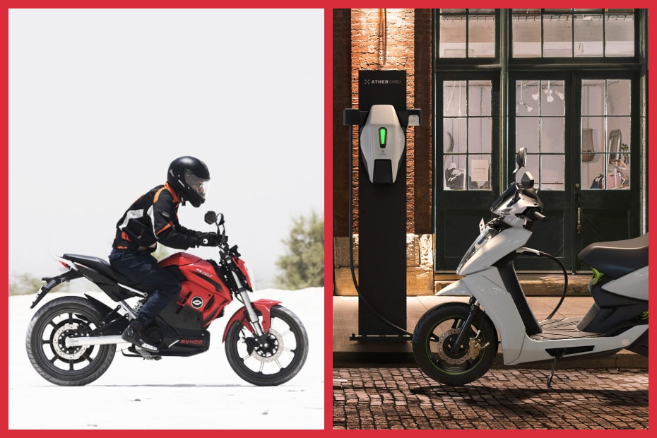 Revolt RV 400 vs Ather 450: Features And Differences Explained