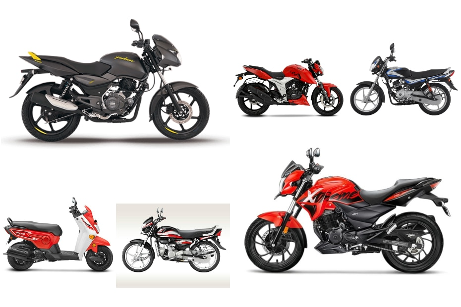 Top 5 Bikes That Offer Most Power Per Rupee Under Rs 1 Lakh