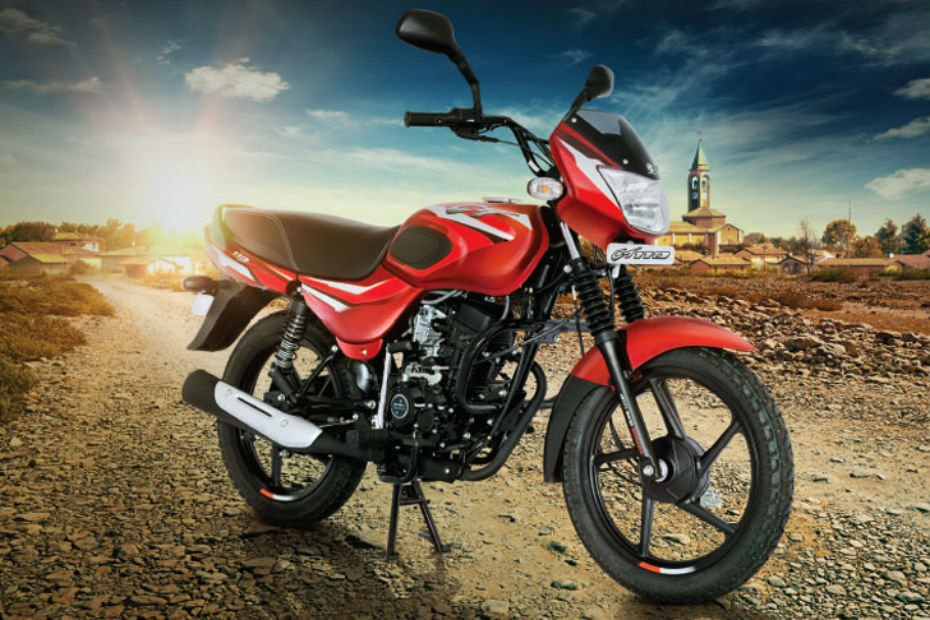 Bajaj CT110: All You Need To Know