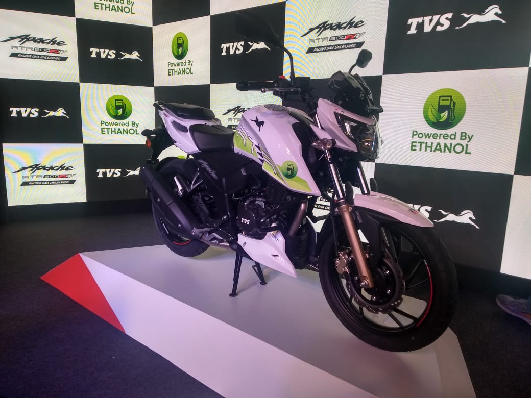 TVS Apache RTR 200 Fi E100: Photo Gallery