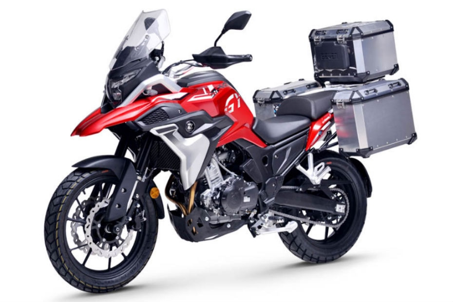 BMW G 310 GS Clone Launched In China