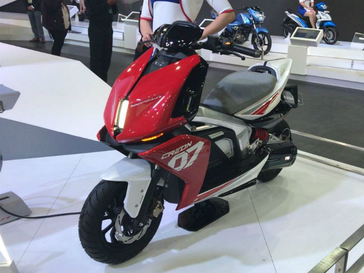 TVS Electric Vehicle India Launch Soon