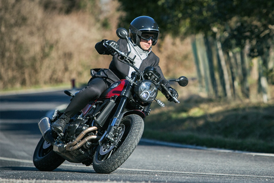 Benelli Leoncino 500 Scrambler Launched At Rs 4.79 lakh