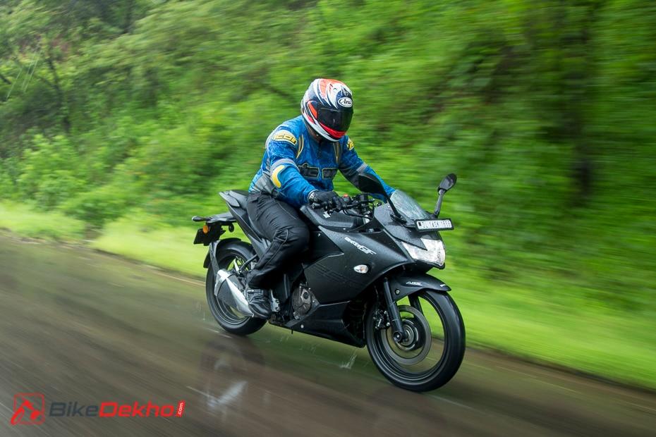 Suzuki Gixxer SF 250 Road Test Review
