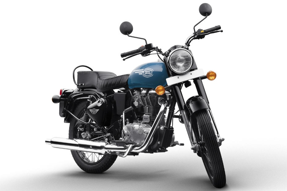 Royal Enfield Bullet 350 Gets New Colour Options