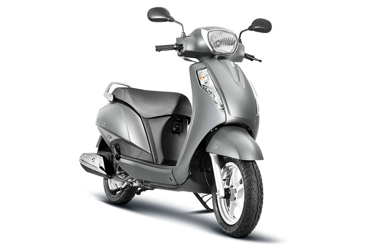 Suzuki Launches New Variant For Access 125