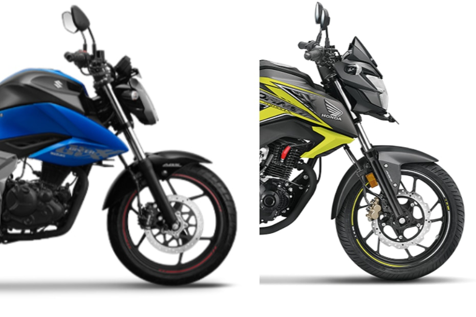 2019 Suzuki Gixxer vs Honda CB Hornet 160R: Real-world Performance Comparison