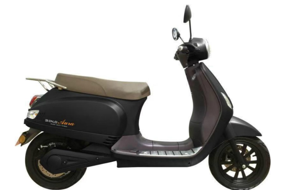 Benling Aura E-scooter Set To Launch Soon